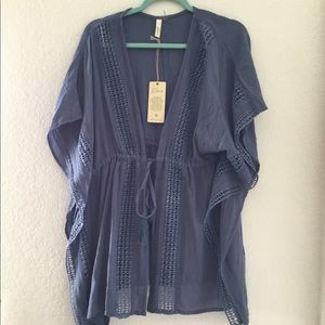 Elan Coverup Tunic NWT